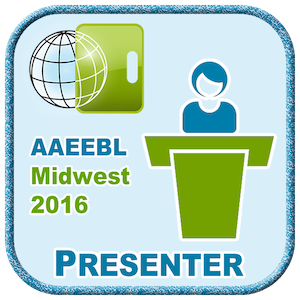 Presenter Badge image