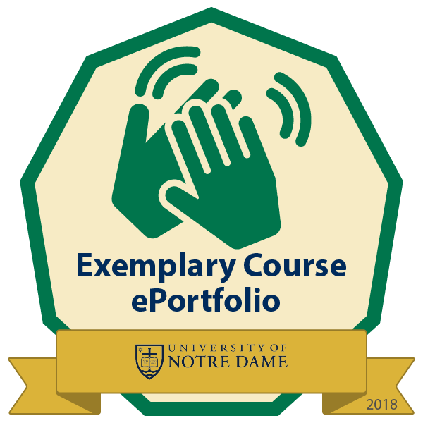 Exemplarycourseclapping2018